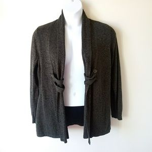AGB open front sweater cardigan